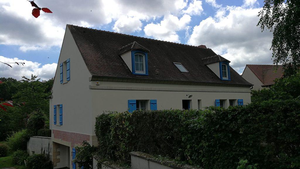 Ravalement façade Agnetz