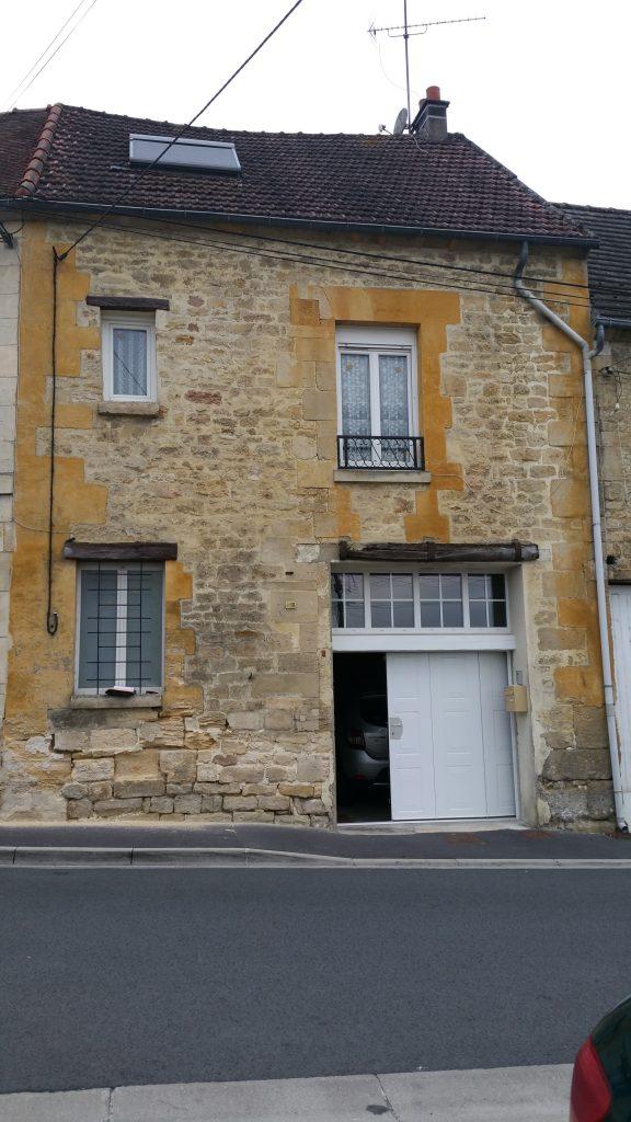 Ravalement façade en pierre  Cramoisy
